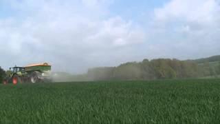 Rozsiewacz nawozów AMAZONE ZG-B - AGRO-EKO