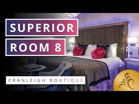 The Cranleigh Boutique Hotel - Superior Room 8
