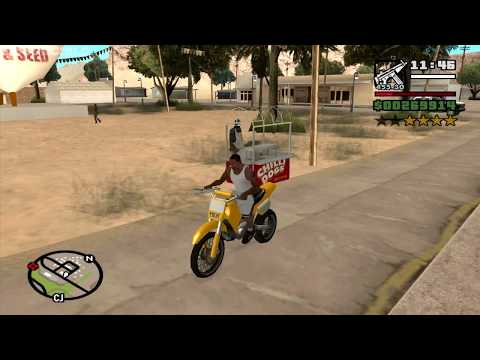 Starter Save-Part 29-The Chain Game ZoomMod-GTA San Andreas PC-complete walkthrough-achieving ??.??%