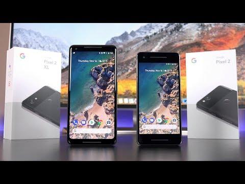 Google Pixel 2 vs 2 XL: Long Term Review