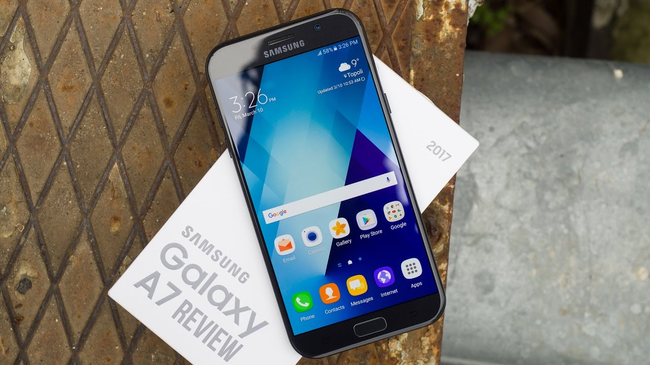 Samsung Galaxy A7: reviews. Samsung A7 Galaxy: characteristics 75