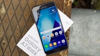 Samsung Galaxy A7 2017 Review