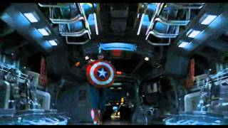 "Captain America - ""Only one GOD"" Awesome Line!!!"