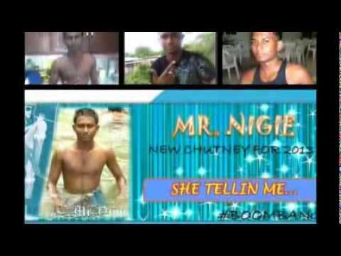 Nigel Gobin - She Tellin Me