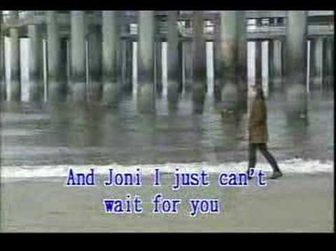 Don't Cry Joni Karaoke