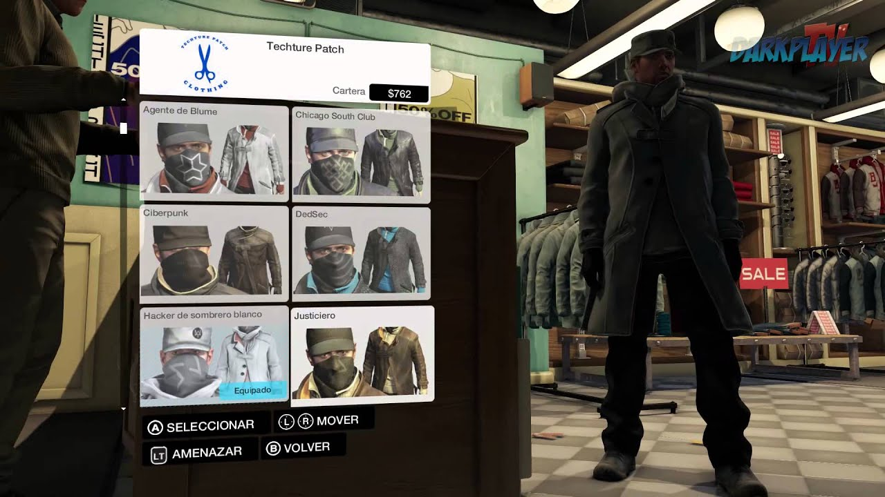 Watch Dogs  Dedsec Outfits