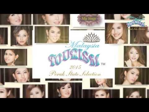 2015 Miss Perak Tourism Reality Show Trailer