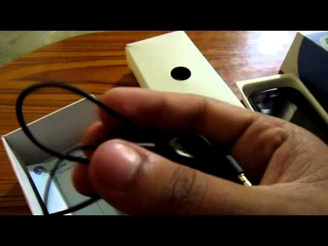 Huawei Ascend Y201 Pro Unboxing