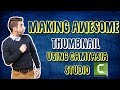 Camtasia studio: How to create thumbnails in camtasia