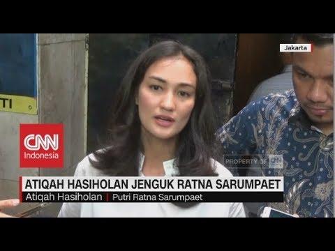Atiqah Hasiholan Jenguk Ratna Sarumpaet Mp3