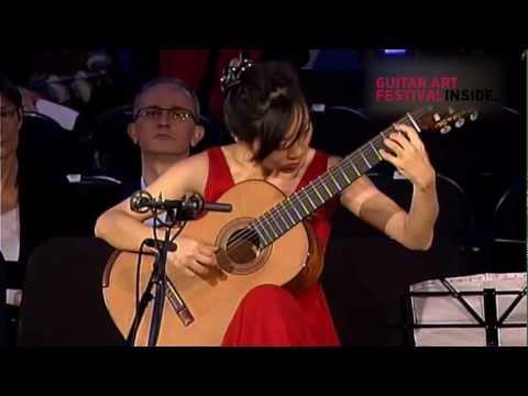 Xuefei Yang - Joaquin Rodrigo - Invocacion y Danza