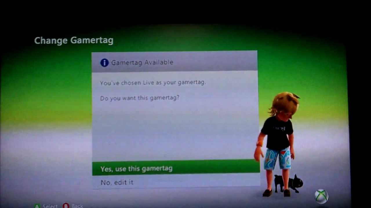 how to get a yo kai watch gamertag for xbox