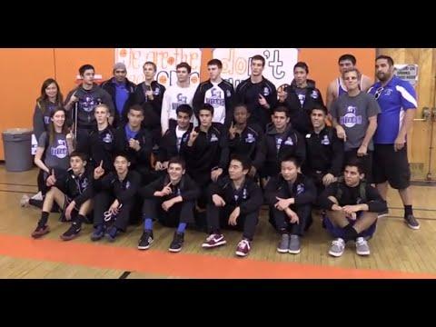 San Marino High School Wrestling 2014 Season