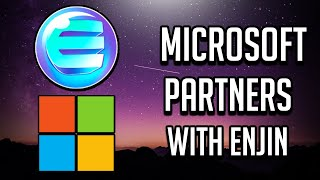 Enjin Coin & Microsoft Partnership - What Happens Now?