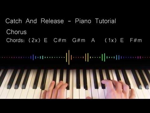 Matt Simons - Catch And Release - Piano Tutorial (Deepend Remix)