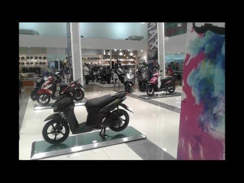 YZONE. Yamaha Bikes. Greenfield, Philippines.