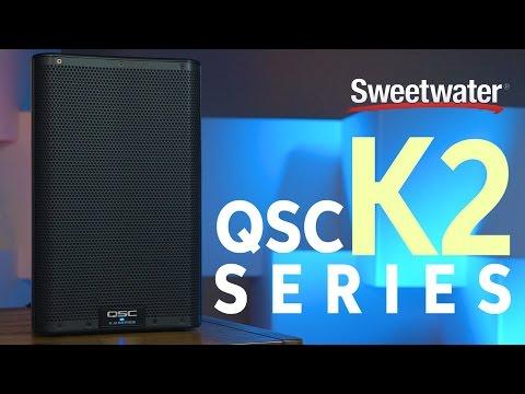 QSC K.2 Series Loudspeakers Review