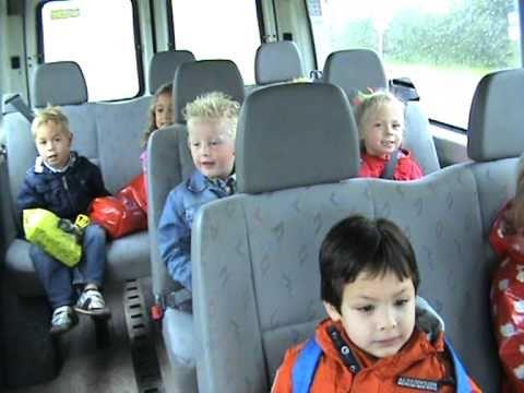 In de Taxi Bus