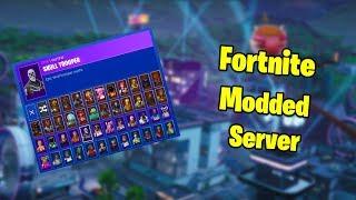 Comment obtenir chaque peau en Fortnite avec un serveur modded (Modnite)