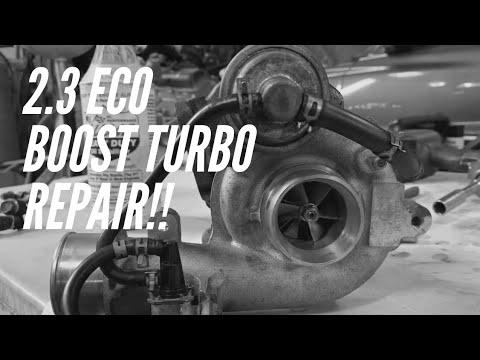 Mazda CX-7 Turbo repair 2.3