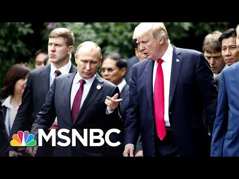 Fmr. CIA officer: 'Trump Knew What Russia Was Doing' | The Last Word | MSNBC