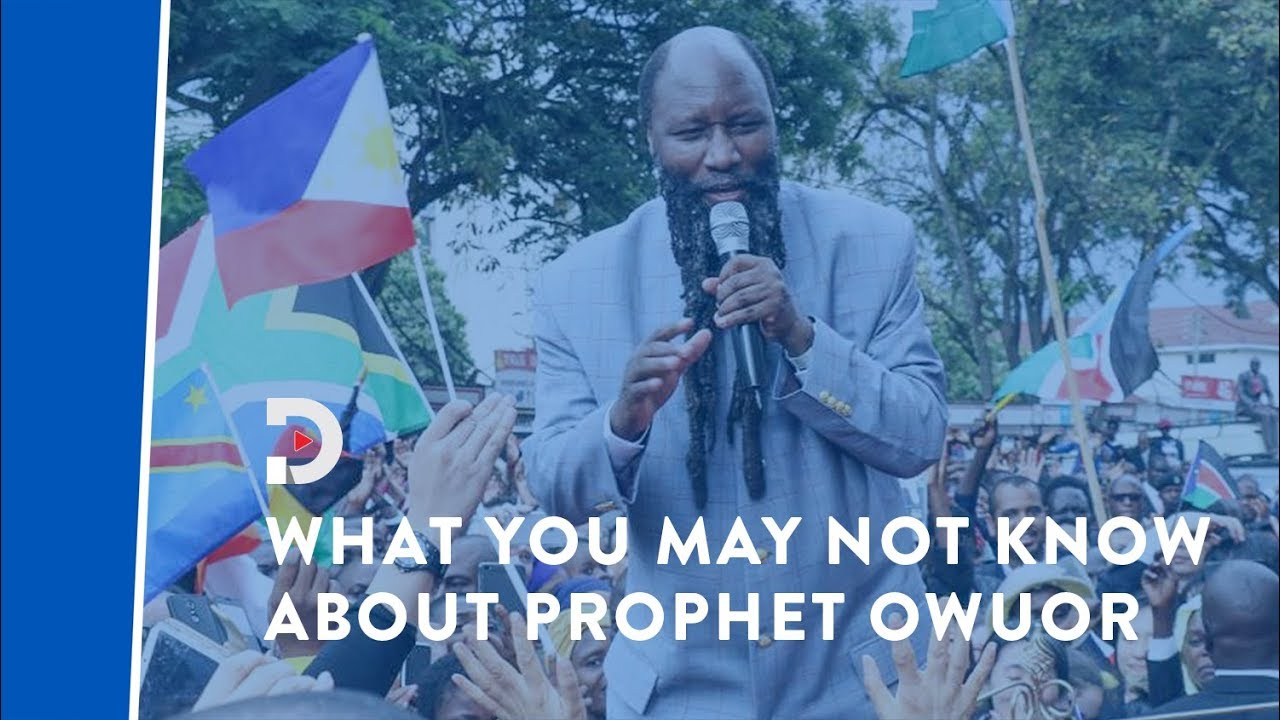 This man Prophet David Owuor: What you may not know about this