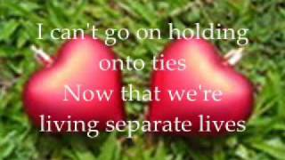 separate lives by stephen bishop acoustic version(rare copy)