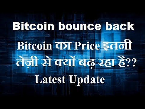 Bitcoin Price latest update || Why Bitcoin bounce back within 2 hours ||