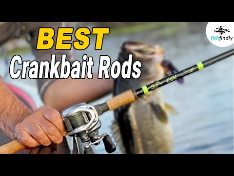 Best Crankbait Rods in 2019 – Top Models Compared