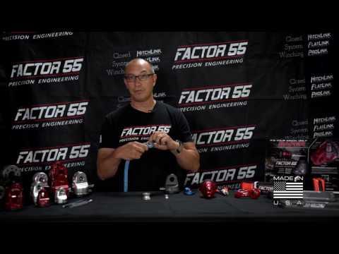 Factor 55 Load Spools