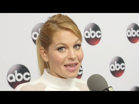 Candace Cameron Bure Reveals What DJ Tanner's Like As A Mom On 'Fuller House'