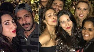 Salman, Iulia, Malaika, Arbaaz In Attendance At Seema Khan's Birthday Bash