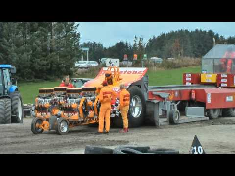 Tractor Pulling Norway - Bryne Part 3