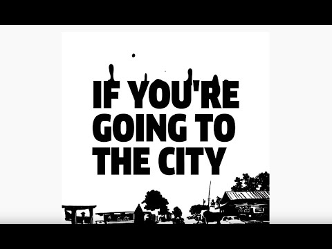 Iggy Pop - If You're Going To The City (Mose Allison Tribute)