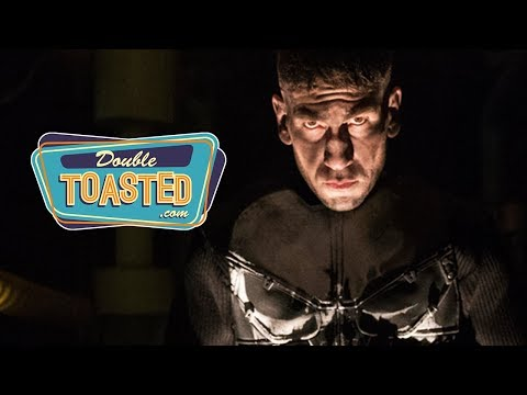 MARVEL'S THE PUNISHER - A PREVIEW TO OUR NETFLIX REVIEW - Double Toasted