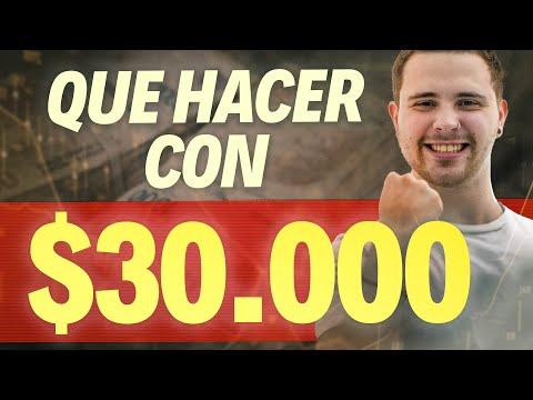 ????QUE HACER CON $30.000???? ARGENTINA 2021 ¿Que Haria Yo?