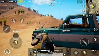 PUBG MOBILE Android Gameplay Solo Miramar #3