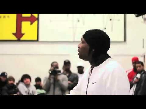 KRS ONE: Part 2: 40 Years of Hip Hop History at Fresno State: