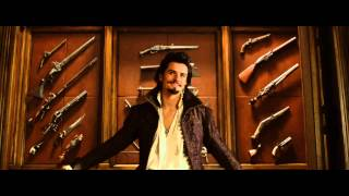 The Three Musketeers Official Trailer [HD]