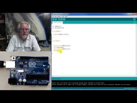 LESSON 1: Simple Introduction to the Arduino