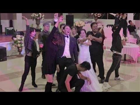 The Coolest Bride - Angela Khuma | MDC Team Wedding Dance | Radha & Bang Bang Bang