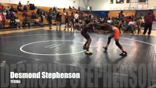 Stockbridge high school wrestling 2015-16