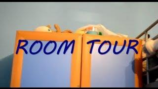 ROOM TOUR / МОЯ КОМНАТА