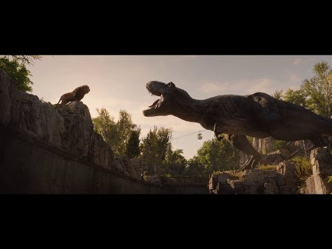Jurassic World: Fallen Kingdom - Ending Scene (HD)