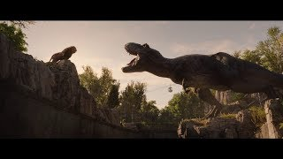Owen and claire leave with maisie while blue the rest of dinosaurs escape out into world. in a new u.s. senate hearing, dr. ian malcolm says that...