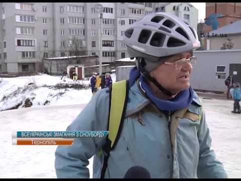 20 нагород привезли тернопільські сноубордисти з Буковелю