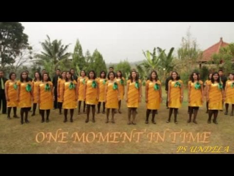 PS UNDELA - ONE MOMENT IN TIME
