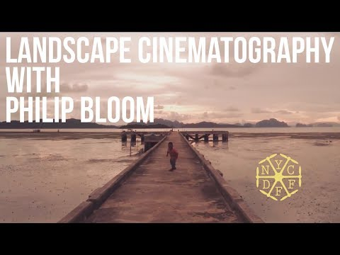 LANDSCAPE CINEMATOGRAPHY by PHILIP BLOOM @ NEW YORK CITY DRONE FILM FESTIVAL