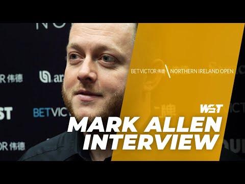 Mark Allen Makes 147 In Belfast Opener | BetVictor Northern Ireland Open [4-1 vs Si Jiahui]