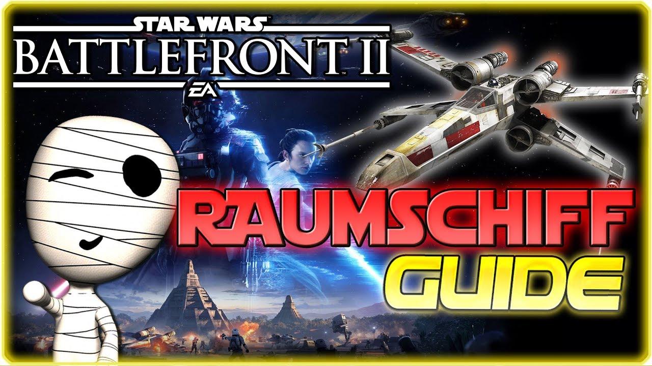 Raumschiffe Star Wars